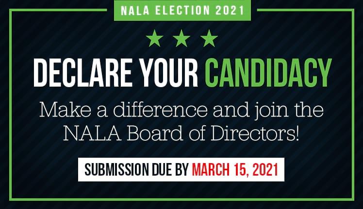 NALA Election 2021